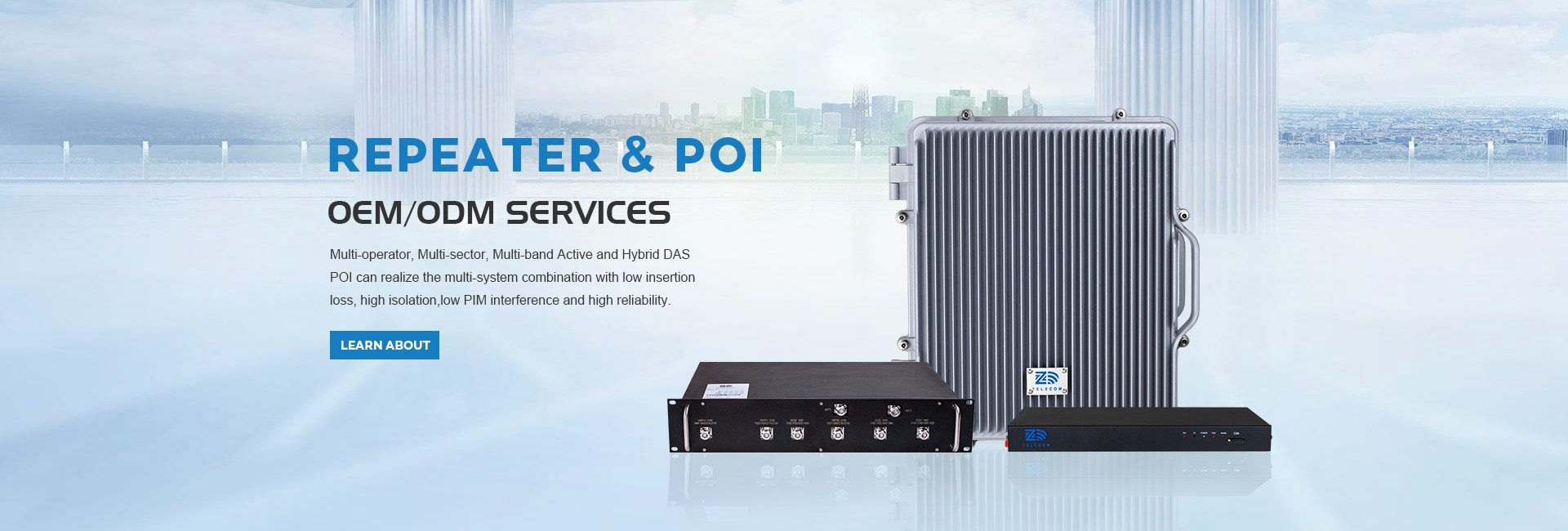 China best RF Repeater on sales