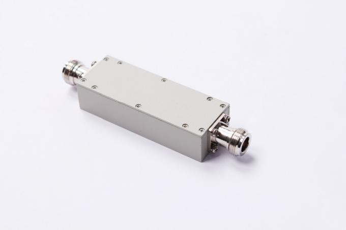 2 Watts Pushbutton Step Fixed And Variable Attenuator In Microwave N  Key Press