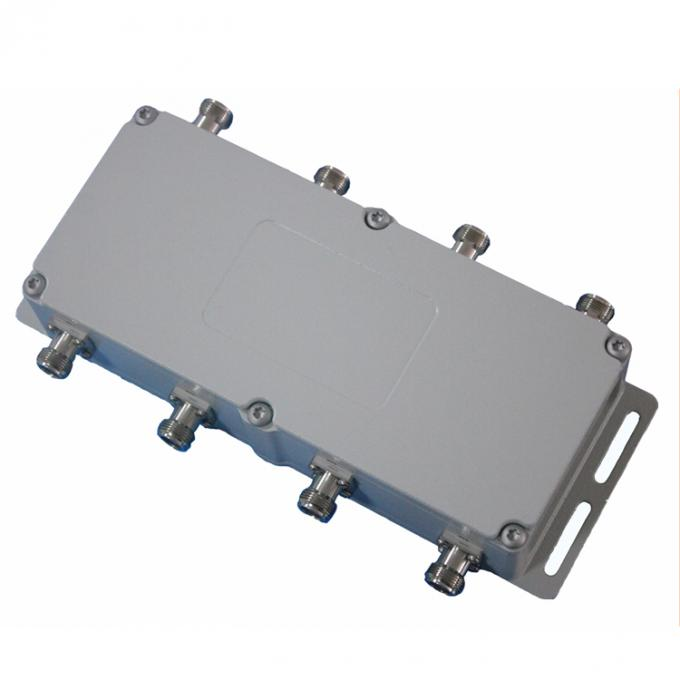4 * 4 Low Loss Passive RF Combiner  With Wide Frequency Range 698 - 2700MHz