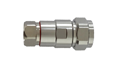 "High Quality RF Coaxial Connector Din Male for 7/8"" flexible cable"
