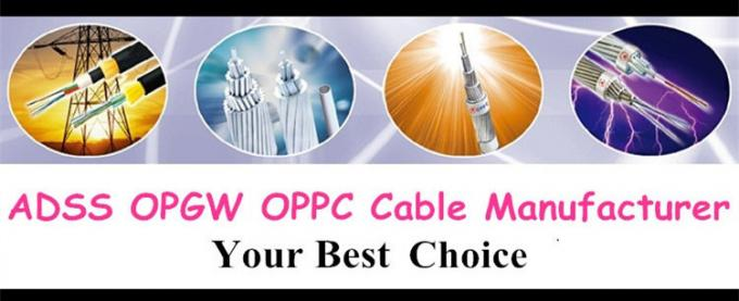High Speed Fiber Optic Indoor Cable / GJFDV 48 Core Multimode Optical Cable