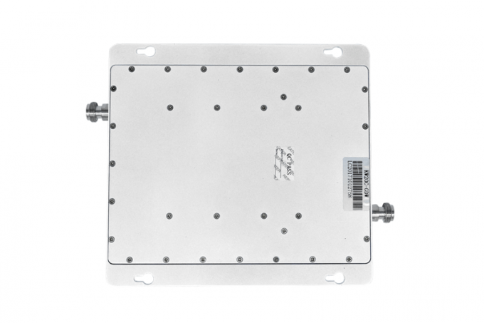 900/1800/2100Mhz Tri - Band Cell Phone Network Booster , 2g/3g/4g Mobile Phone Signal Repeater