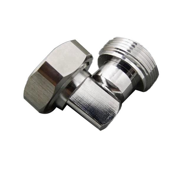7/16 Din Male To Female Right Angle RF Coaxial Connector IBS Components