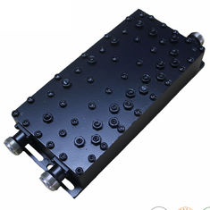 China DIN Female Passive RF Combiner IP67 DC By PASS 1710 - 1880 / 2300 - 2700MHz supplier