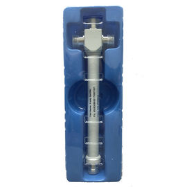 698-2700MHz Grey Round N Female 3 Way RF Power Divider Splitter supplier