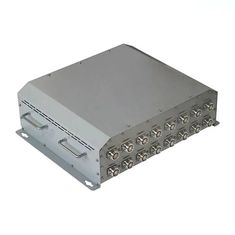 China LTE700 / GSM / DUS Passive 16 IN 4 OUT das module for Feeder Sharing IP67 outdoor supplier