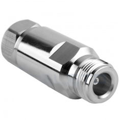 China N Type RF Coaxial Connector N female for lmr 400 lmr 300 coaxial cable supplier