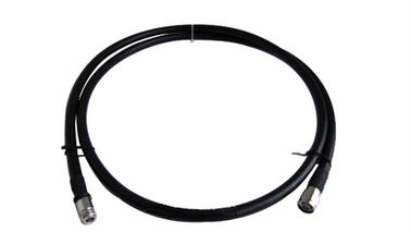"China RF 1/2"" Superflex Connecting Jumper Cables N Male To N Female Connector DC-3GHz supplier"