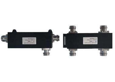 China 100 300 Watt Coaxial RF Directional Coupler With High Average Power Rating supplier