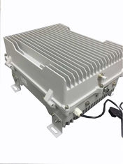 China Heavy Duty Fiber Optic Repeater DMR UHF VHF Radio Outdoor Mobile Signal Weather Proof supplier