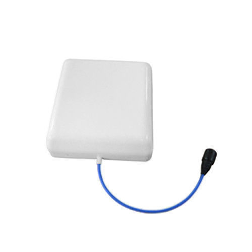8 DBi Wide Band N Type Patch Panel Antenna , 800 - 2700MHz Lte Panel Antenna
