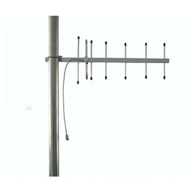 Wall Mount Over The Air  High Power Outdoor Directional Antenna 7 Elements For Digital Tv supplier
