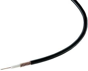 "Cellular Radio 1 / 4 ""  RF Feeder cable , Low Loss Coaxial Cable With 12.1 KW Peak Power"