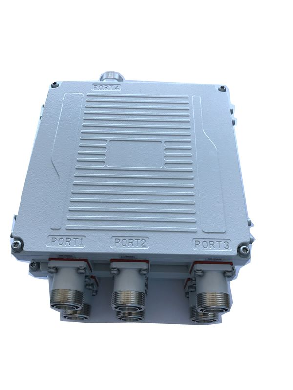Higher Power Outdoor Hybrid Combiner 6 in 2 out 698 - 2700MHz
