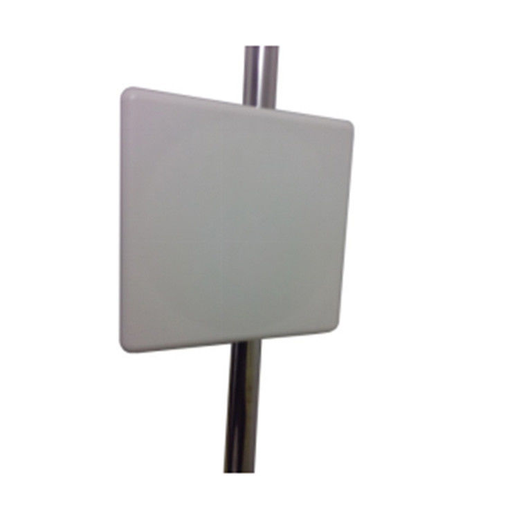 5 GHz  MIMO Enclosure High Gain Flat Panel Wifi Antenna 15 ± 1 DBi Dual Polarized supplier