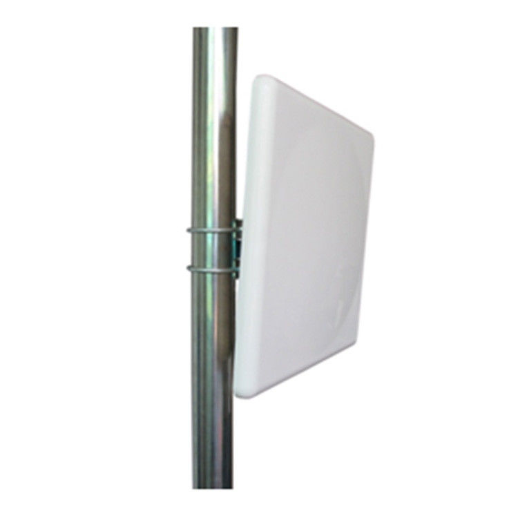 Outdoor Wifi Wall Mount Flat Patch Panel Antenna 4g LTE External 4900 - 5900MHz 15dBi supplier