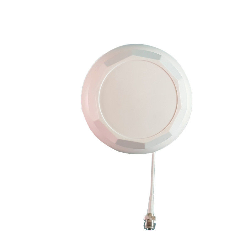 2400-2500MHz 124mm Small Omni Indoor Ceiling Antenna Turtle Shell 2.4G/5.8G Wifi supplier