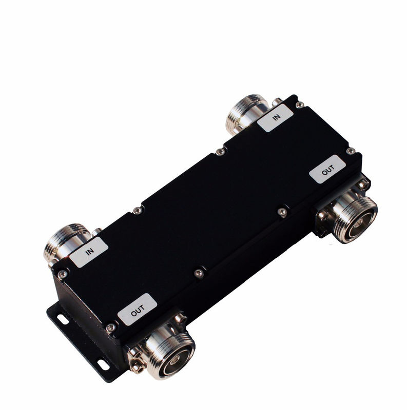RF 698-2700MHz 2 in 2 out Hybrid Coupler 7/16 DIN-Female connector supplier