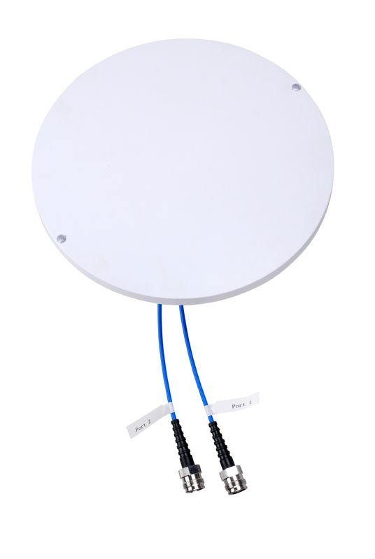Big Wideband Indoor Ceiling Antenna Vertical 698-3800 Mhz 6dBi 4G LTE