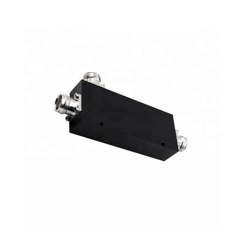 4.3-10 Mini Din Female 10dB Coaxial RF Directional Coupler Low Insertion Loss supplier