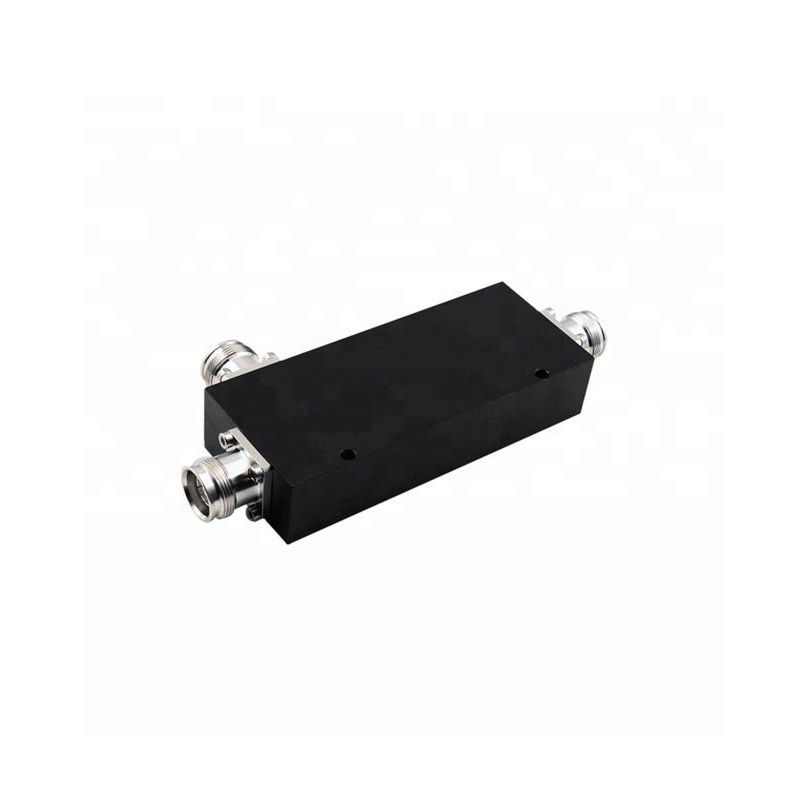 698 - 2700MHz 4.3-10 Mini Din Rf Directional Couplers , Female 20 Db Directional Coupler