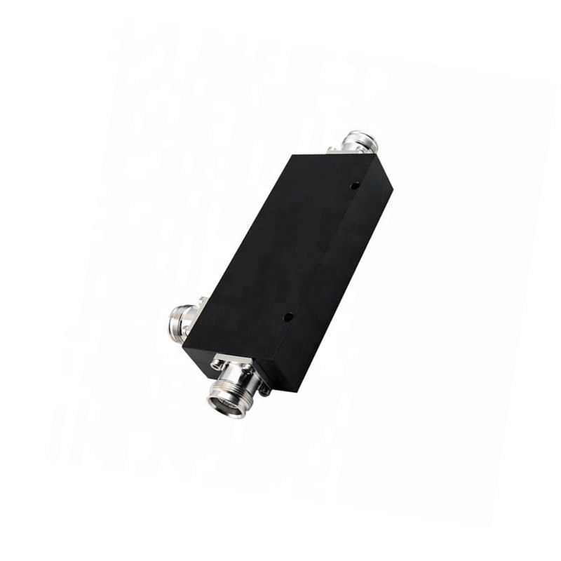 4.3-10 Mini Din Female 7dB Coaxial RF Directional Coupler 698 - 2700MHz