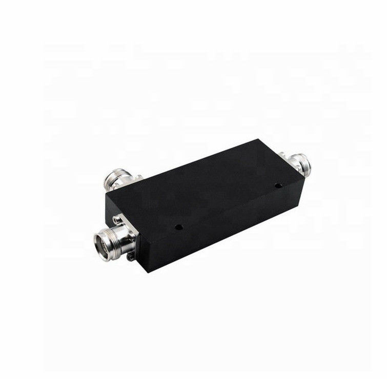 High Power Coaxial RF Directional Coupler 4.3-10 Mini Din Female 7dB