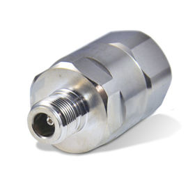 "China Micro RF Coaxial Connector N Female For 7 / 8 ""coaxial cable factory"