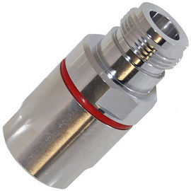 "China High Quality RF Coaxial Connector N Female for 1/2"" flexible cable factory"