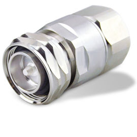 "China High Quality RF Coaxial Connector Din Male for 7/8"" flexible cable factory"