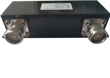 Excellent PIM Performance Coaxial RF Directional Coupler 3db 2 In 2 Out 800-2500MHz