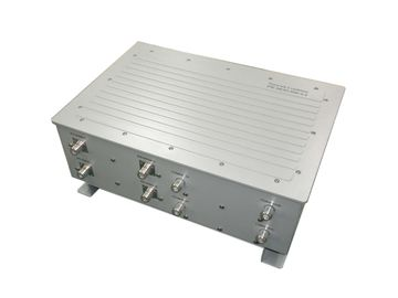 China 4 In 4 Out Poi Point Of Interface Combiner 2x800MHz &2x2100MHz&4x1900 factory