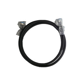China RF jumper cable 7/16 DIN male to Din male connector with 1/2 flexible cabletor factory