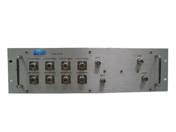 China Gsm Antenna Combiner 1710 - 1880Mhz CDMA1920 - 2170Mhz 8 IN 4 OUT For Antenna Systems factory